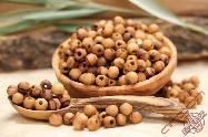Olive Wood Round Beads 6mm