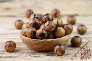 Olive Wood Round Beads 14mm