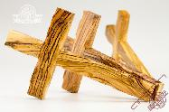 Olive Wood Holy Land Wall Cross 24.7 cm Hand Made